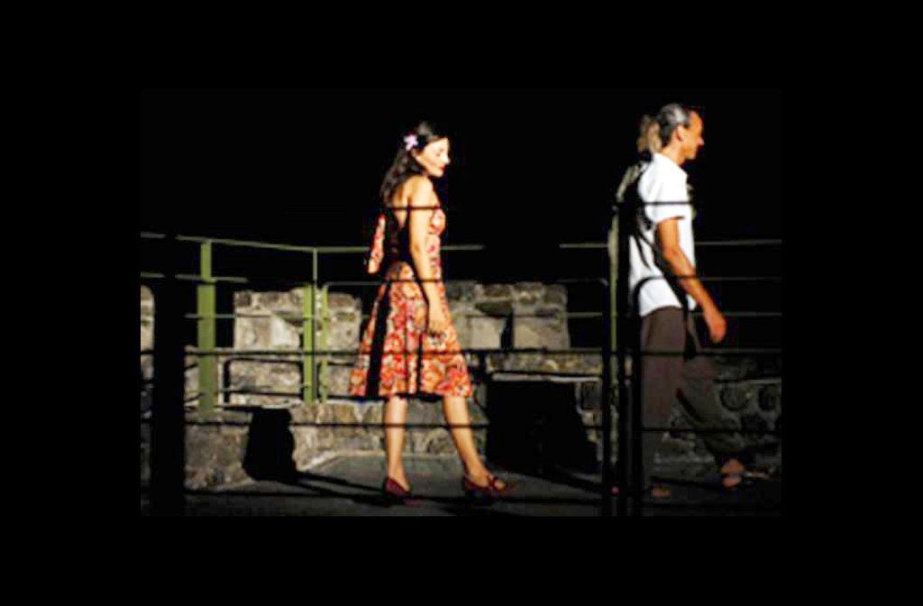 Patrizia Lo Sciuto Danza contemporanea Performance Spettacolo