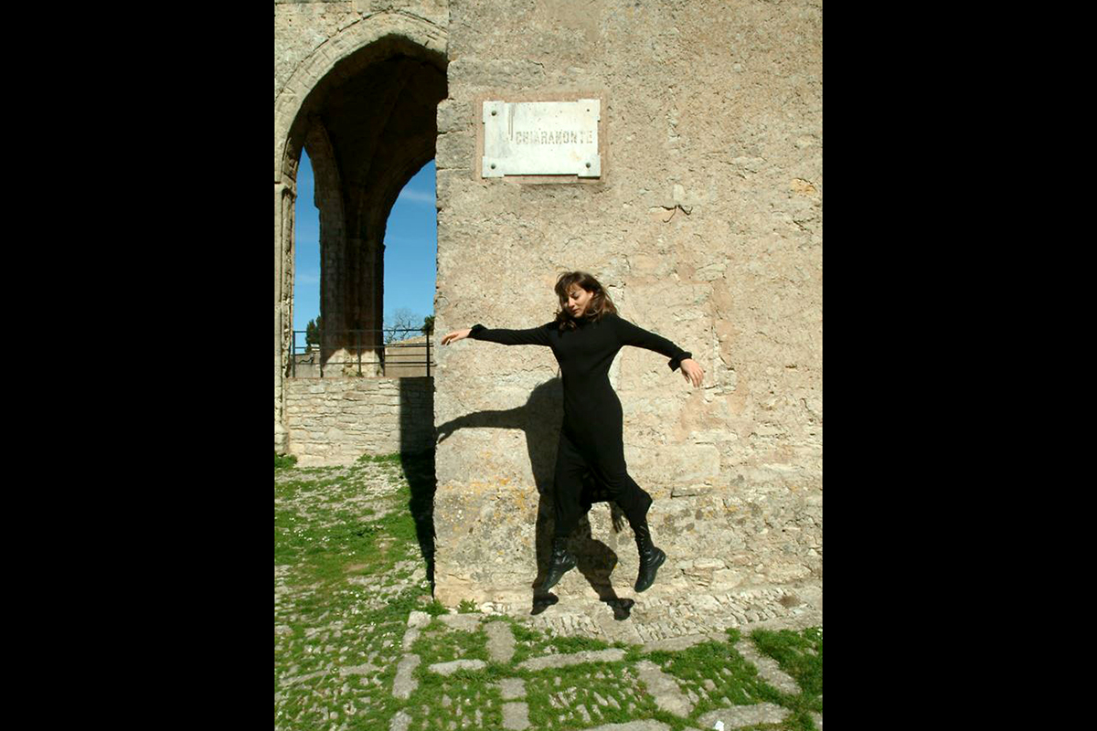 Patrizia Lo Sciuto dancer