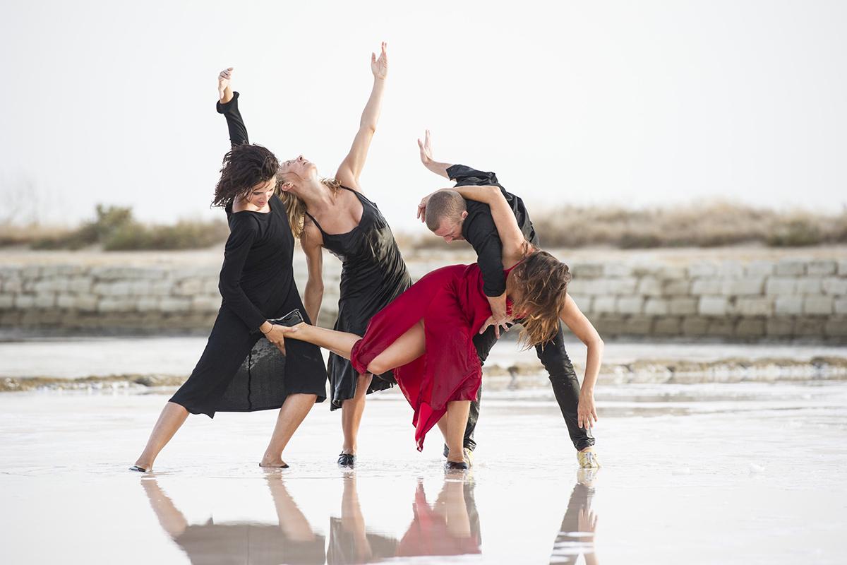 Patrizia Lo Sciuto danza contemporanea